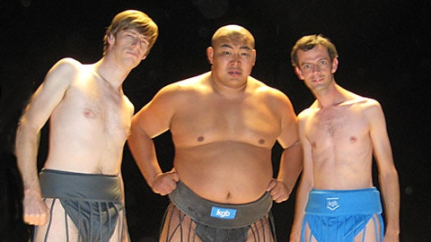 Sumo talent sumo byamba for Motor trend channel on directv